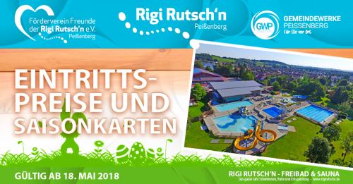 Eintrittspreise und Saisonkarten 2018/2019